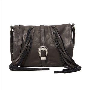 B-Low the Belt Nashville fringe saddle bag